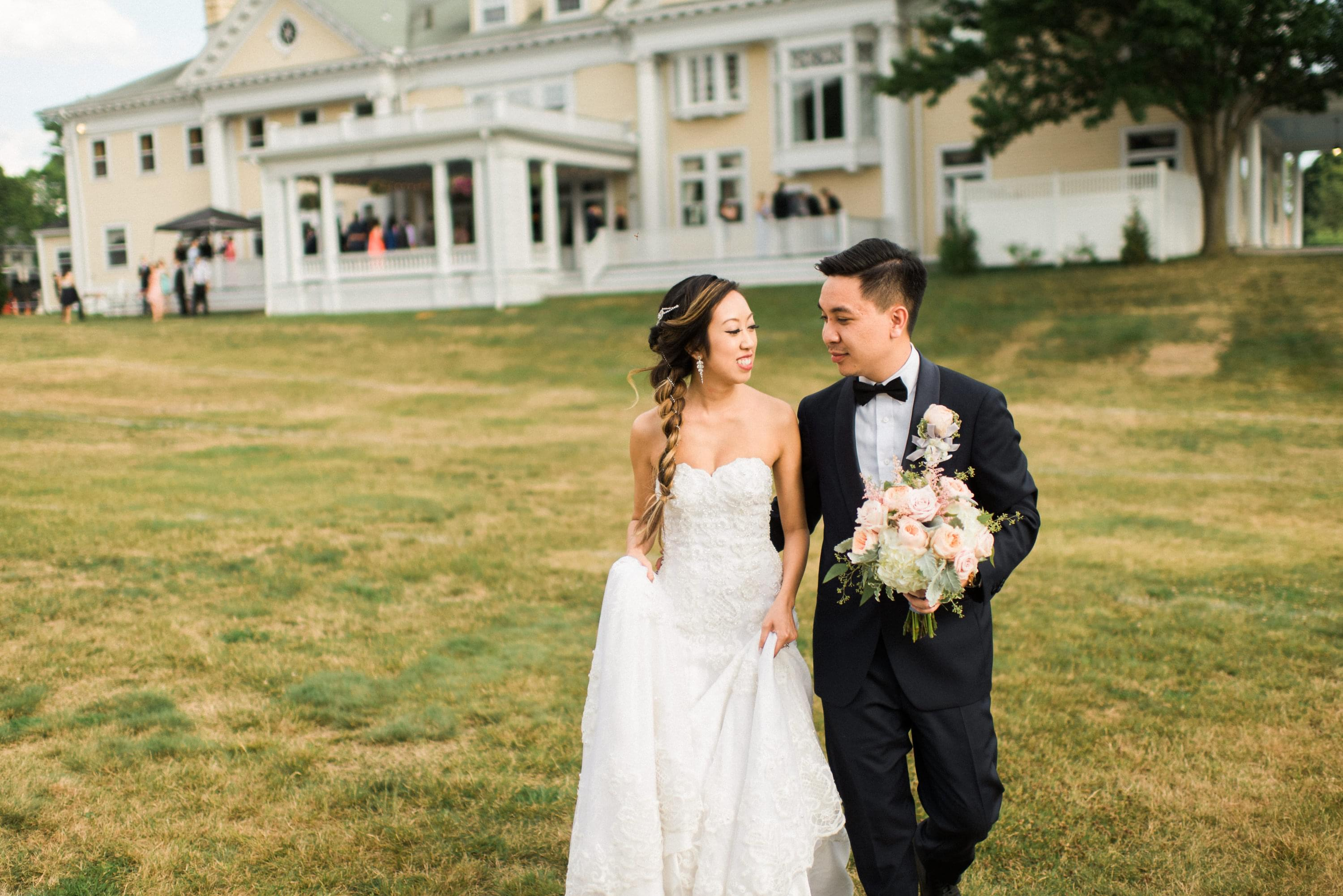 Endicott Estate wedding