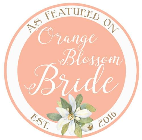 Orange Blossom Bride