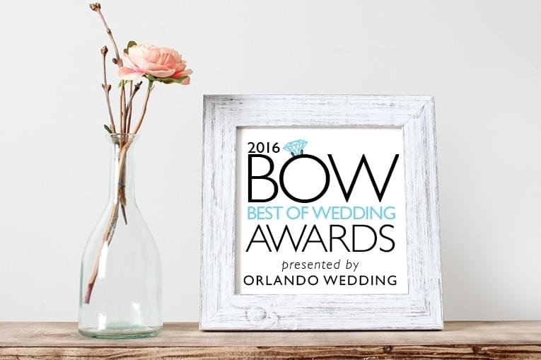 Best of Weddings Orlando Magazine 2016